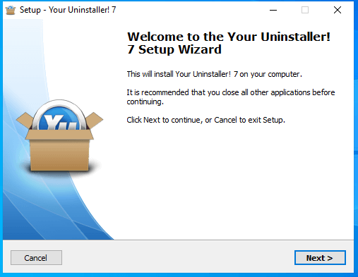 cài đặt your uninstaller pro 7 full crack